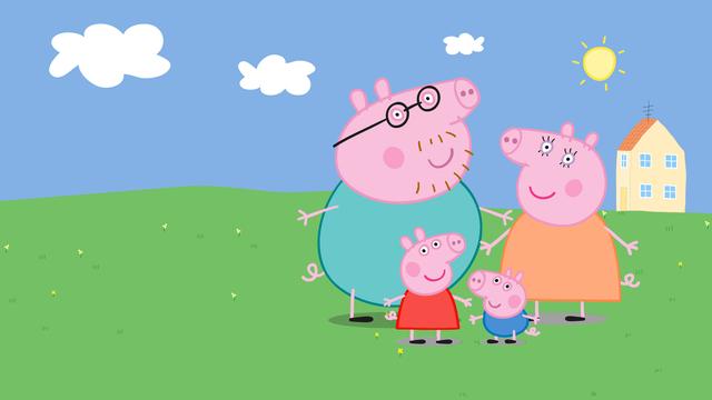 Peppa Pig Channel 5